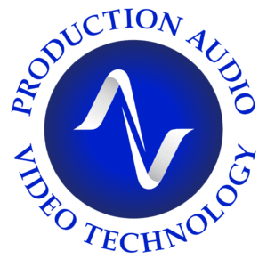 Production Audio Video Technology Logo
