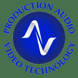 Production Audio Video Technology Logo